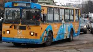 Жители Бежицы попросили вернуть троллейбус № 11 на улицу Куйбышева