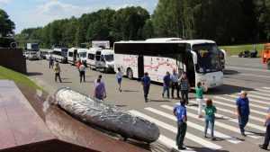 Через Брянскую область пройдет автопробег Москва – Брест