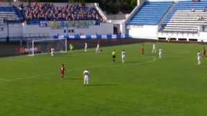 Брянское «Динамо» проиграло в последнем матче сезона «Соколу»