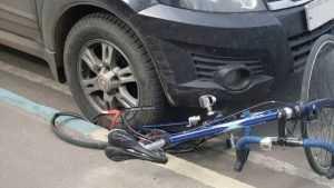 В Стародубе и Почепе велосипедисты пострадали от автомобилистов