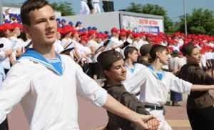 Брянск удивил размахом и красками празднования Дня России