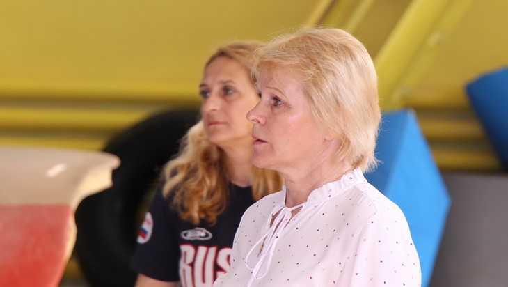Сильных гимнастов воспитывают самоотверженные брянские тренеры