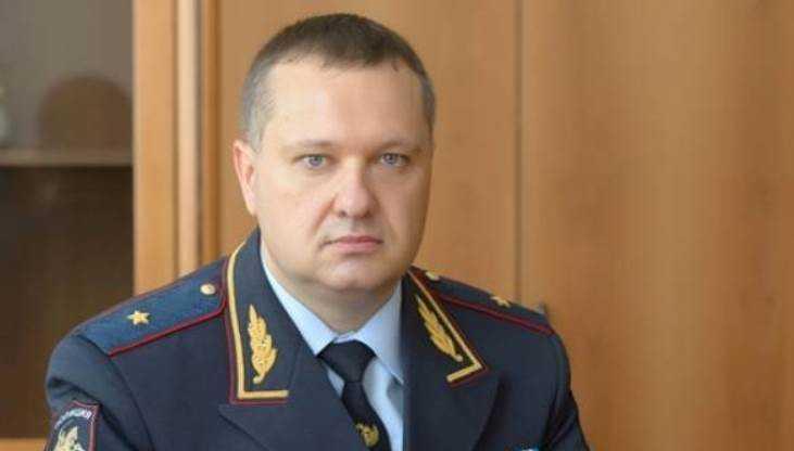 Путин уволил брянского генерала Девяткина из-за дела Голунова