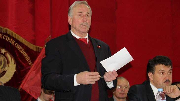Брянские коммунисты назвали своих кандидатов на выборах в думу