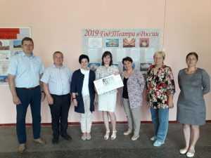 Валентина Миронова с рабочим визитом посетила Жуковский район
