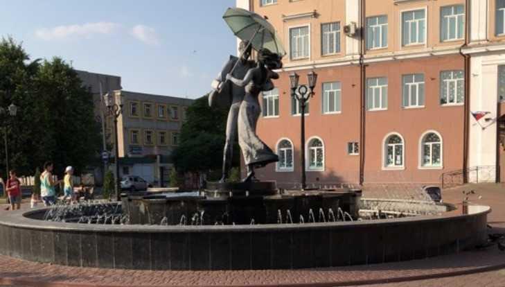 Жительницу Клинцов привёл в ужас фонтан с мёртвым голубем