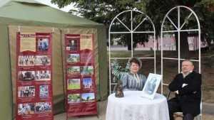 Жуковский район показал свои достижения на набережной Брянска