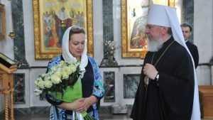 На праздник «Под сенью Брасовских аллей» прибыли почетные гости