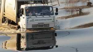 Депутаты потребовали избавить Брянск от подтоплений