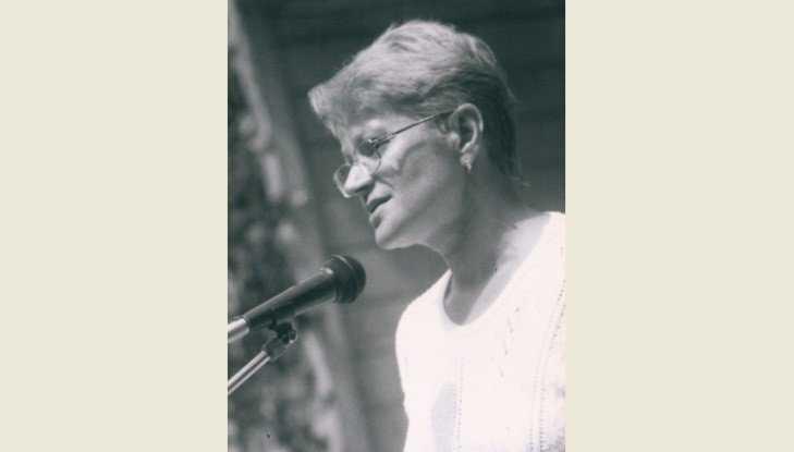 В Брянске ушла из жизни поэтесса Нина Афонина