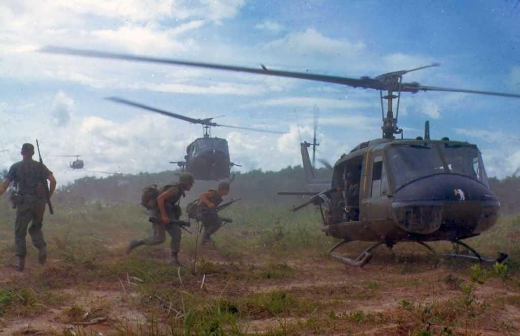 Украинцы решили сдать американцам советских ветеранов Вьетнама