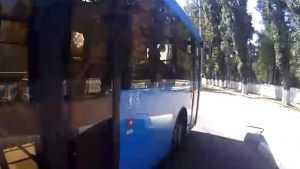 В Брянске сняли видео о демоническом автобусе