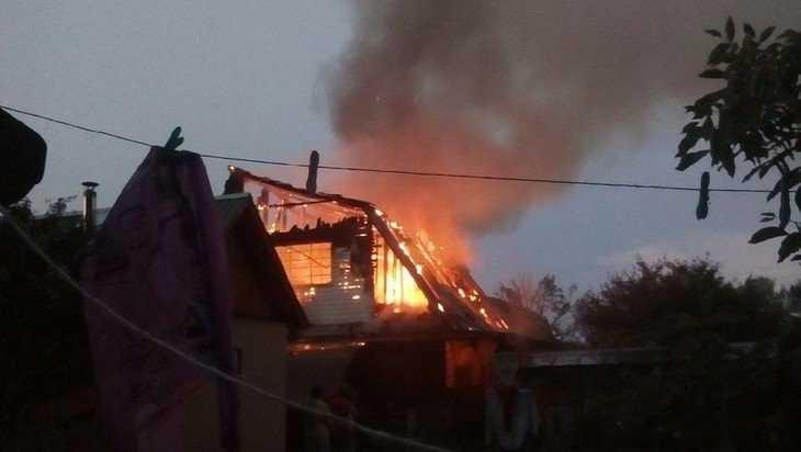В Брянском районе на даче произошел взрыв