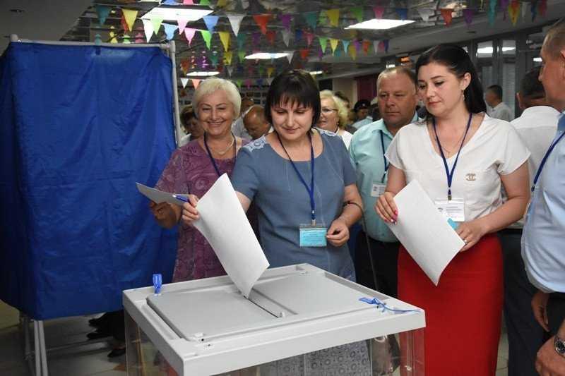 Брянские единороссы определились с кандидатами на думских выборах