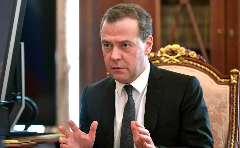 Медведев «порадовал» страну в очередной раз