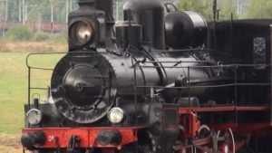 В Санкт-Петербурге восстановили брянский паровоз-памятник «Овечка»
