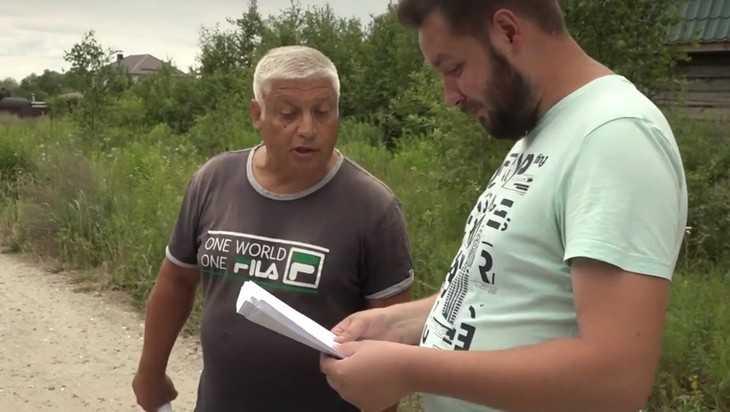 В брянском селе разразился скандал из-за квитанций с бешеными суммами