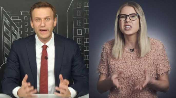 Помощники Навального затравили Анну Федермессер