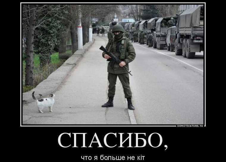 Украинцы пожалели, что не присоединились к России вместе с Крымом
