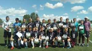 Брянский «Партизан» представит регион в финале турнира по футболу в Новороссийске
