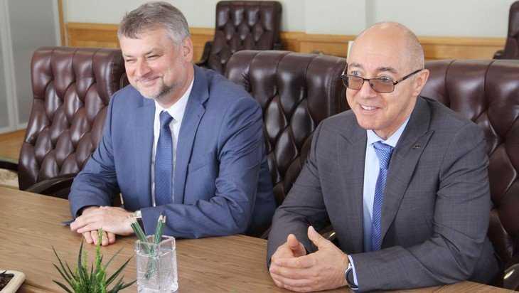 Брянский губернатор и Александр Дроздов обсудили выполнение нацпроектов
