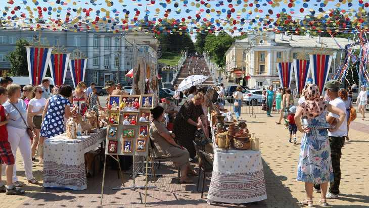 Стала известна программа празднования 75-летия Брянской области
