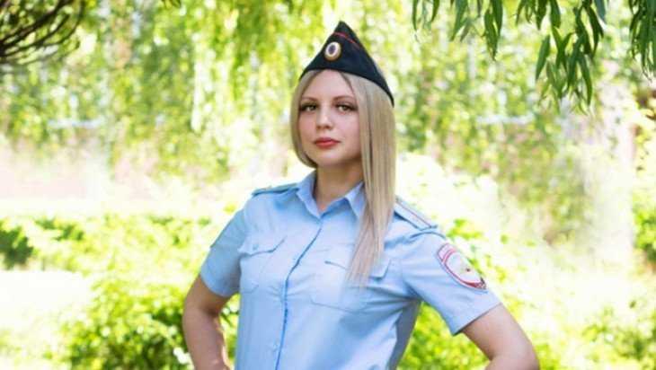 Красавицы из брянской полиции свели мужчин с ума