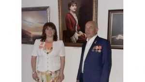 Выставку картин брянского художника украсили портреты сотрудницы СИЗО