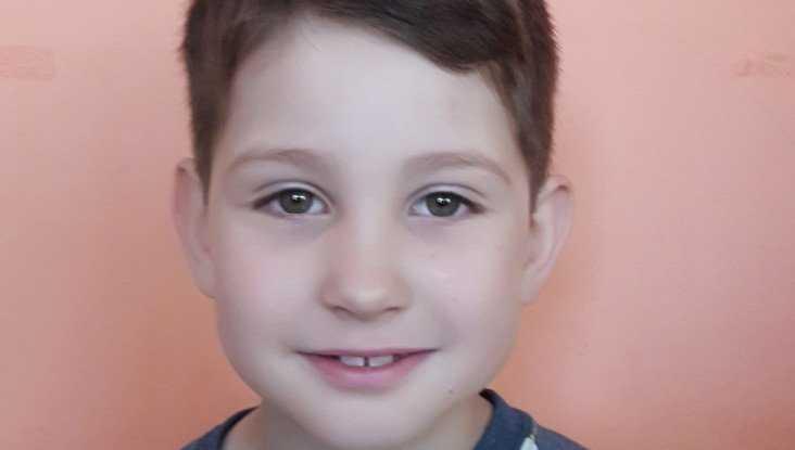 В Брянске ищут новую семью для шестилетнего Павлика