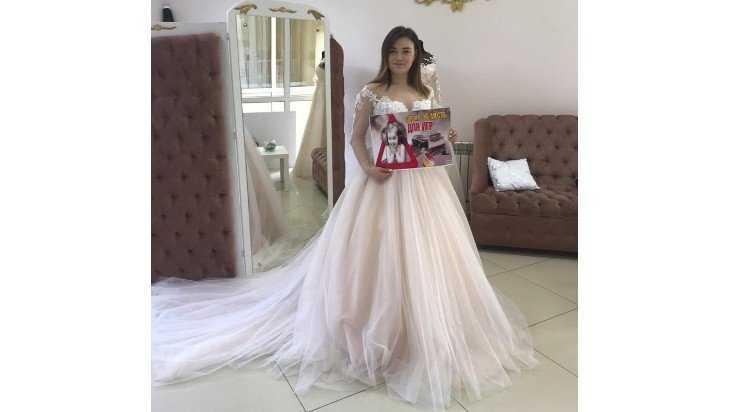 В Севске невесты стали агитировать за безопасность на дорогах