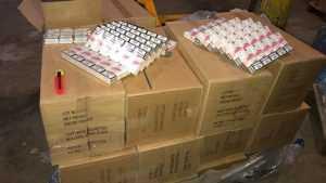 Жителя Почепа оштрафовали за торговлю поддельными сигаретами