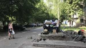 Смердящая свалка в центре города свела с ума жителей Брянска