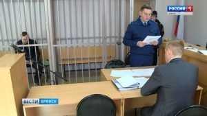 В Брянске оправили под суд за взятку бывшего 31-летнего полицейского