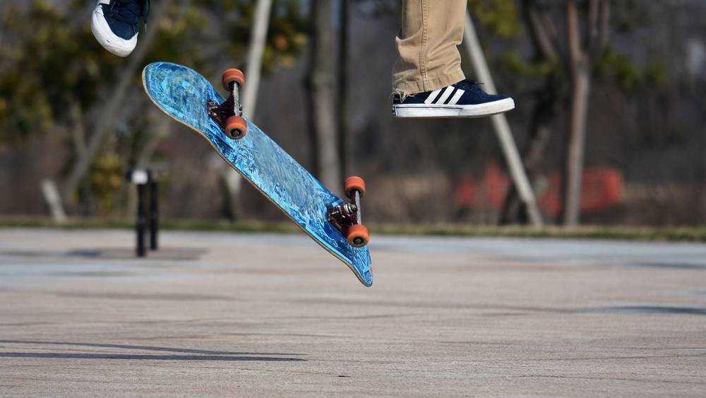 В Брянске откроют две скейт-площадки