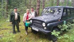 Под Карачевом лесники спасли заблудившуюся женщину
