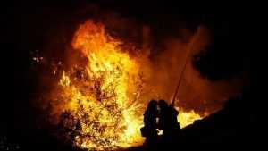 В Гордеевском районе сгорел дом – пострадали люди