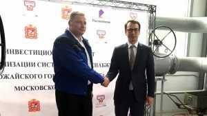 «Ростелеком» завершил модернизацию теплосети в Можайском городском округе Подмосковья