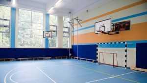 В Новозыбковском колледже к 1 сентября откроют спортзал