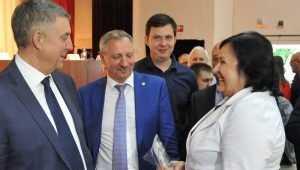 Губернатор Александр Богомаз рассказал о достижениях Брянской области
