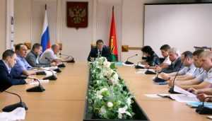 Власти Брянска возмутились ремонтом дорог на улицах Абашева и Калинина