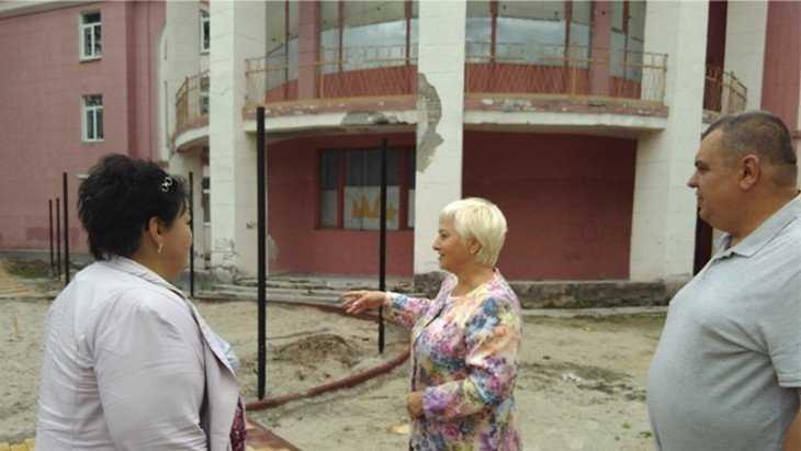 В Фокино партийцы оценили благоустройство двух городских пространств