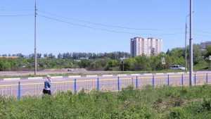 В Брянске новая дорога на улице Романа Брянского стала гоночной трассой