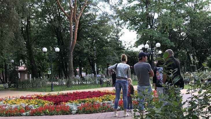 Жители Брянска попросили «тиражировать» сквер Морозова в обычные дворы