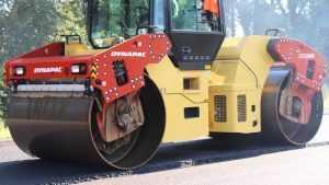 В Брянске завершился ремонт дороги на улице Плодородной