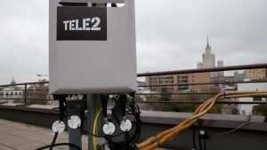 Tele2 снова первая по темпам строительства сети