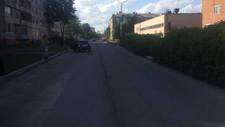 В Брянске осталась без пальца переходившая дорогу пенсионерка