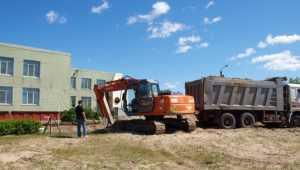 В Брянске стартовало строительство яслей при трёх детсадах