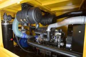 Какие особенности присущи винтовому компрессору