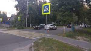 В Брянске за день на переходах сбили троих пешеходов – один погиб