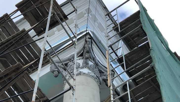 В Брянске масштабный ремонт уже преобразил ДК БМЗ